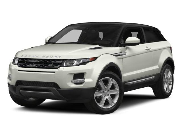 Land Rover Range Rover Evoque Dr Cpe Dynamic In Kenvil NJ - Range rover dealer nj
