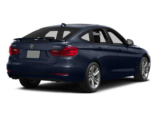2015 BMW 3 Series Gran Turismo 5dr 328i xDrive Gran Turismo AWD SULEV