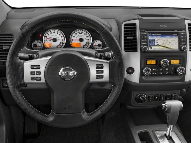 2018 Nissan Frontier Crew Cab 4x4 PRO 4X Auto In Roxbury, NJ   BMW