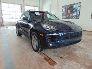 Used Porsche Macan Roxbury Township Nj
